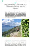 E-Bike Guide Gardasee Süd Buchvorstellung