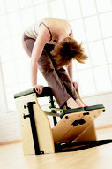 Formation Pilates Chaise Avancée