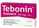 Tebonin ® konzent 240mg Filmtabletten (30)