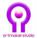logo artmakerstudio