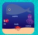 zeedieren woordenschat (computermr. L1)
