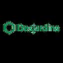 Logo Desjardins client de Pakolla photographe d'entreprises