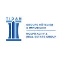 Logo Tidan groupe hôtelier et immobilier client de Pakolla photographe d'entreprises