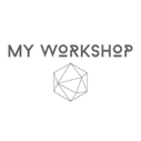 Logo My Workshop de Yasmina E. Jimenez client de Pakolla photographe d'entreprises