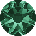 Swarovski 2088 205 Emerald No Hotfix