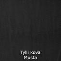 Kova Tylli Musta 135cm
