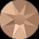 Swarovski 2078 001ROGL Crystal Rose Gold Hotfix