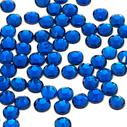 askartelustrassi lasikristalli strassi hotfix capri blue