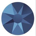 Swarovski 2078 001MBL Crystal Meridian Blue Hotfix