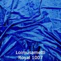 joustava kangas lycra sametti Loimusametti Royal 1007