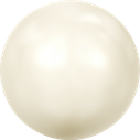 Swarovski 5817 001 CRMR Crystal Pearl Creamrose