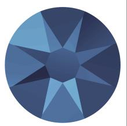 Swarovski 2078 001METBL Crystal Metallic Blue Hotfix