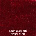 joustava kangas lycra sametti Loimusametti Masai 4091