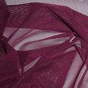 joustava kangas Verkko Wine Burgundy