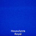 joustava kangas housu lycra Royal 6093