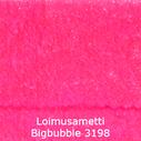 joustava kangas lycra sametti Loimusametti Bigbubble 3198