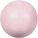 Swarovski 5817 001 PROSP Crystal Pearl Pastel Rose