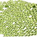 askartelustrassi lasikristalli strassi hotfix peridot