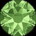 Swarovski 2078 214 Peridot Hotfix