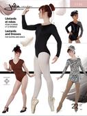 Kaava Jalie 3136 taitoluistelu voimistelu tanssi