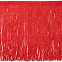Hapsu Hapsunauha metallic punainen 300mm