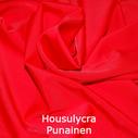 joustava kangas housu lycra Rosso 4153