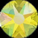 Swarovski 2038 2078 249 SHIM Citrine Shimmer Hotfix
