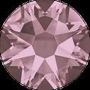 Swarovski 2078 001ANTP Crystal Antik Pink Hotfix