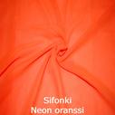 Sifonki Fluo Oranssi