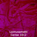 joustava kangas lycra sametti Loimusametti Cerise 2012