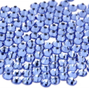askartelustrassi lasikristalli strassi hotfix light sapphire