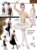 Kaava Jalie 2915 taitoluistelu voimistelu tanssi