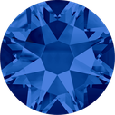 Swarovski 2078 243 Capri Blue Hotfix