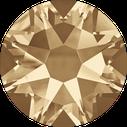 Swarovski 2788 001GSHA Crystal Golden Shadow Hotfix