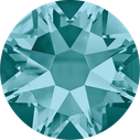 Swarovski 2088 229 Blue Zircon No Hotfix