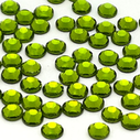 askartelustrassi lasikristalli strassi hotfix olivine