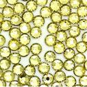 askartelustrassi lasikristalli strassi hotfix jonquil