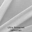 joustava kangas verkko Ultra-Powernet 2002 Valkoinen