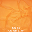 Sifonki Orange Oranssi 3140