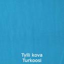 Kova Tylli Turquoise Turkoosi 135cm