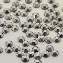 askartelustrassi lasikristalli strassi hotfix crystal hematite