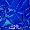 joustava kangas lycra sametti Royal 2008