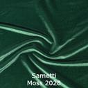 joustava kangas lycra sametti Campanella 3269