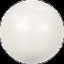 Swarovski 5817 001 Crystal Pearl White