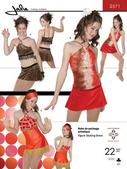 Kaava Jalie 2571 taitoluistelu voimistelu tanssi