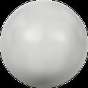 Swarovski 5817 001 PGRYP Crystal Pearl Pastel Grey