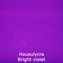 joustava kangas housu lycra Bright Violet 5238