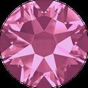 Swarovski 2078 209 Rose Hotfix