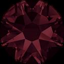 Swarovski 2078 515 Burgundy Hotfix