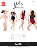 Kaava Jalie 3892 taitoluistelu voimistelu tanssi